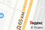 Схема проезда до компании Экострой Центр в Москве