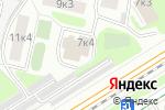 Схема проезда до компании Арал в Москве