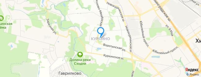 район Куркино