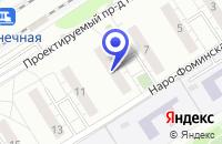 Схема проезда до компании ТЕХНИЧЕСКАЯ КОМПАНИЯ ТЕПЛОРУС в Москве