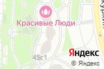 Схема проезда до компании Ваш адрес в Москве