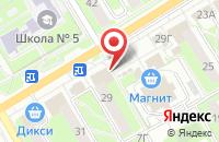Схема проезда до компании Старая аптека в Серпухове
