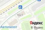 Схема проезда до компании Домстройфон-2000 в Москве