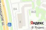 Схема проезда до компании AvtoKnopka в Москве