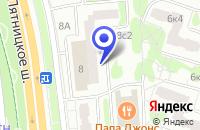 Схема проезда до компании ПТФ ЛЕГИЯ СТИЛЬ в Москве