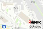 Схема проезда до компании ИталГидравлика в Москве