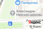 Схема проезда до компании Адвокат Колюбакин А.А. в Москве
