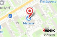 Схема проезда до компании Сладкий Дом в Серпухове