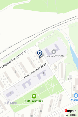 ТРАНСПОРТНАЯ КОМПАНИЯ ИЛЬИНКА-АВТО на карте Наро-Фоминска