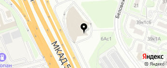 Авилон-Трейд на карте Москвы