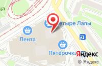 Схема проезда до компании Агентство По Развитию Инновационного Предпринимательства в Москве