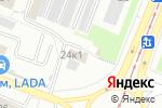 Схема проезда до компании Грузобой в Москве