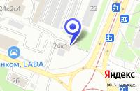 Схема проезда до компании АВТОСЕРВИСНОЕ ПРЕДПРИЯТИЕ БУЛГАР-Б в Москве