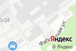 Схема проезда до компании Компания по аренде строительного оборудования в Москве
