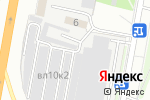 Схема проезда до компании Автостоянка №90 в Москве