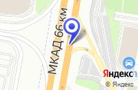 Схема проезда до компании МЕБЕЛЬНЫЙ МАГАЗИН БУТИК ВУА в Москве