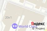 Схема проезда до компании Santeh-karniz в Москве
