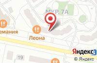 Схема проезда до компании Строй Проект в Москве