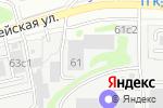 Схема проезда до компании Баркол в Москве