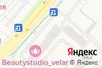 Схема проезда до компании Свет рекламы в Путилково