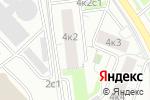 Схема проезда до компании Эквалайс в Москве