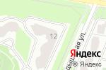 Схема проезда до компании Профит Групп в Москве