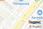 Схема проезда до компании Ле`Муррр в Москве
