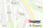 Схема проезда до компании Миг-Групп в Москве