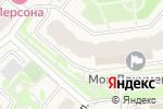 Схема проезда до компании GetSocial в Путилково