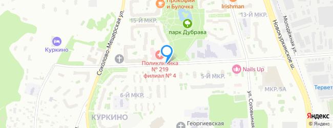 Родионовская улица