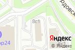 Схема проезда до компании Paymob в Москве