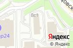 Схема проезда до компании Ориент Системс в Москве