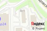 Схема проезда до компании ТРИНИТИ СОЛЮШНС в Москве