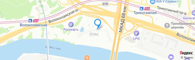 Староспасская улица
