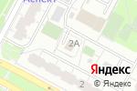 Схема проезда до компании NVision Business Solutions в Москве