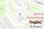 Схема проезда до компании Товары для дома в Москве
