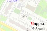 Схема проезда до компании МишельАвто в Москве