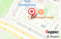 Схема проезда до компании КалитаИнвестСтрой в Москве
