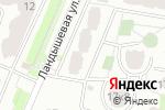 Схема проезда до компании МиПоль в Москве