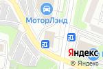 Схема проезда до компании Смоленская Керамика в Москве