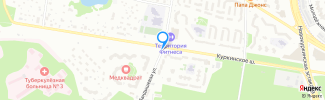 Ландышевая улица