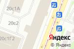 Схема проезда до компании Технопарк Орбита в Москве