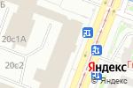 Схема проезда до компании БИЗНЕС ПРОЦЕСС в Москве