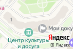 Схема проезда до компании МегаИндекс в Москве