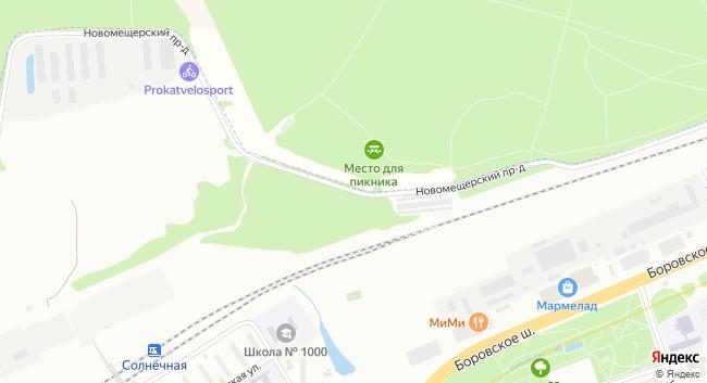 Офисно-складской комплекс «Терминал Солнечный (ОАО Мосгорбумторг)» - превью 2