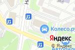 Схема проезда до компании Афросиаб в Москве