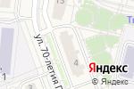 Схема проезда до компании Мортонград Путилково в Москве