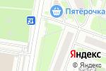 Схема проезда до компании Магазин фруктов и овощей на Неманском проезде в Москве