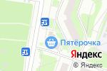 Схема проезда до компании Zodiak в Москве