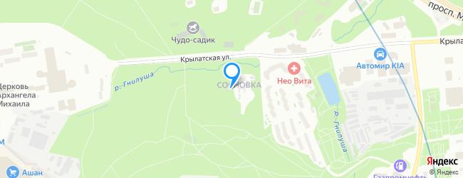 посёлок Сосновка
